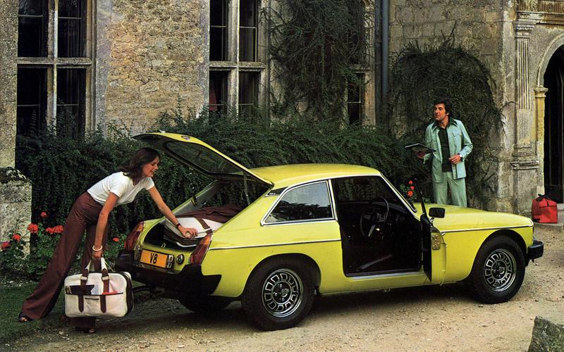 MGB GT V8 (1973)