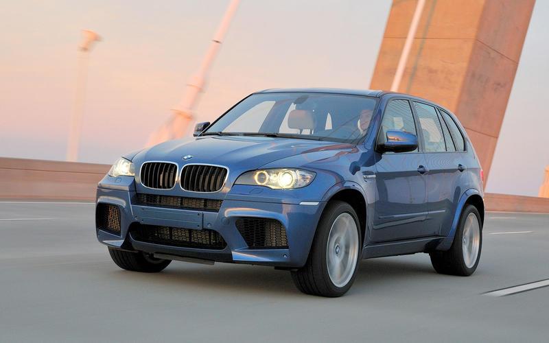BMW X5M E53 (2008)