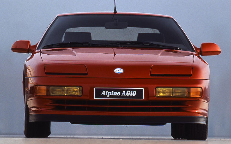 Alpine GTA & A610 (1984-1995)
