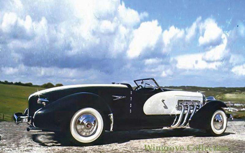 72. 1932 Duesenberg Boattail Roadster