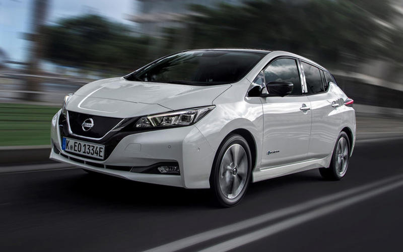 Norway: Nissan Leaf – 12,303 vehicles sold