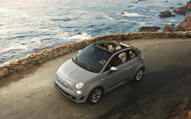 Fiat 500 – 865kg