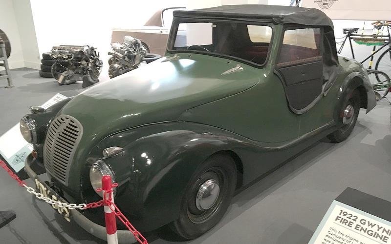 Coventry Victor Venus (1949)