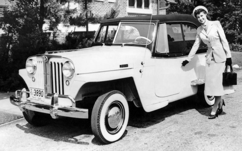 Jeep Jeepster (1948)
