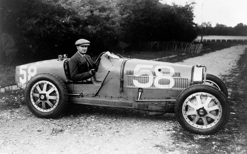 Bugatti Type 35 (1924)