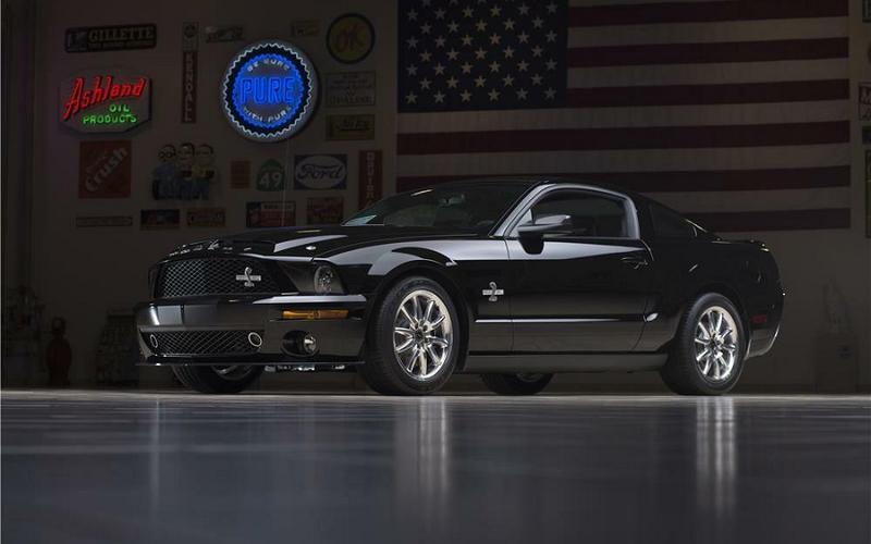 2008 Shelby GT500KR – $550,000 (2008)