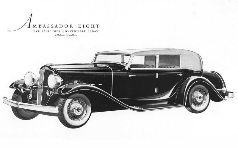 HEATER: Nash (1933)