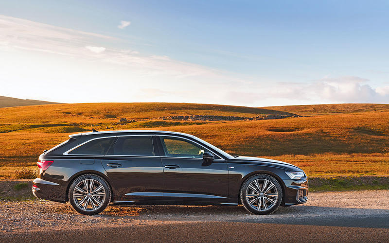 49: Audi A6 Avant