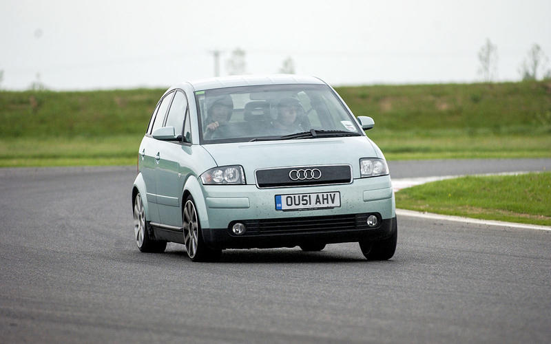 Audi A2 (2000-05)
