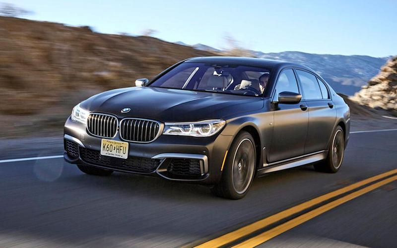 19: BMW 7 Series M760Li xDrive