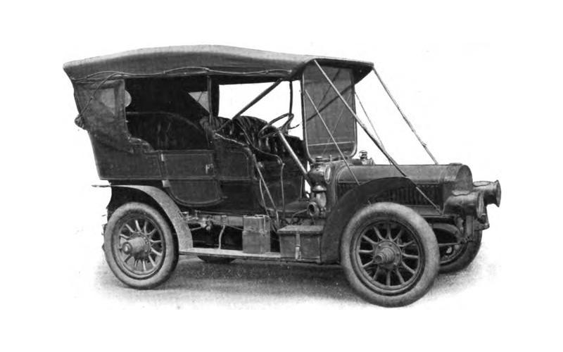 Four-cylinder Cadillacs