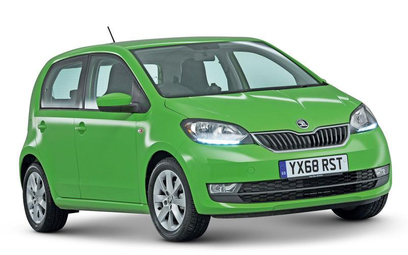 BEST BUY - £9000-£11,000 - Skoda Citigo MPI 60 Greentech SE 5dr
