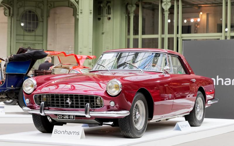 Ferrari 250 GT Coupe (1954)