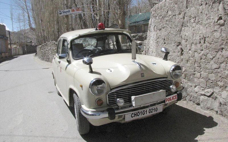 79: Hindustan Ambassador (India)