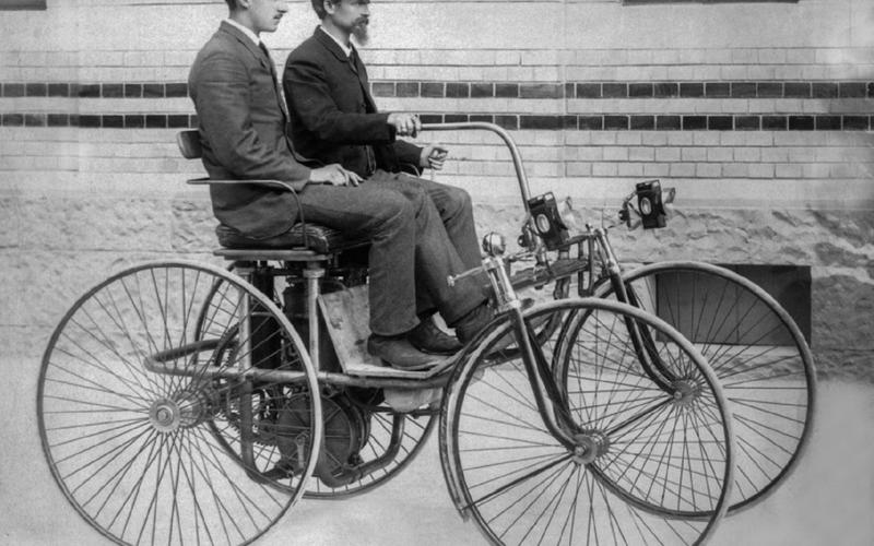 V-twin - First used: 1889