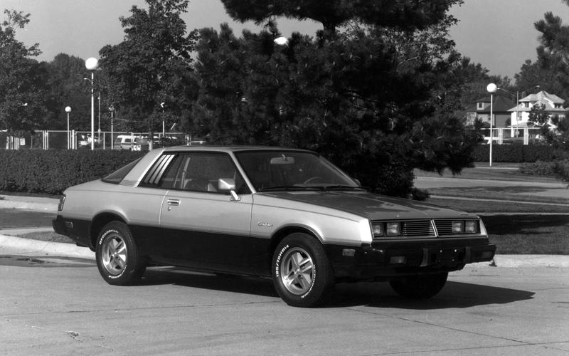 Dodge Challenger (second generation, 1978)