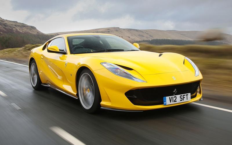 Ferrari EV