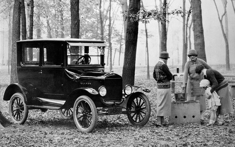 Ford Model T (1908)