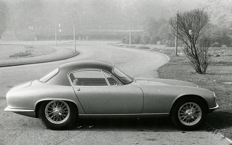 Lotus Elite: 1958