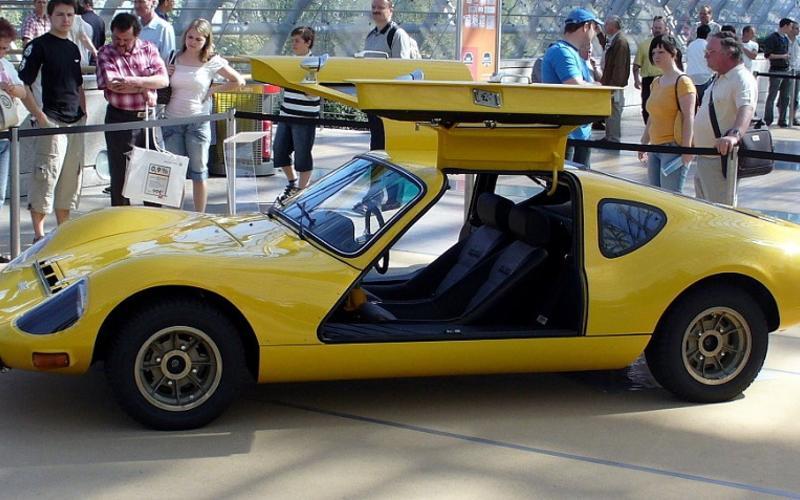 Melkus RS 1000  (1969)