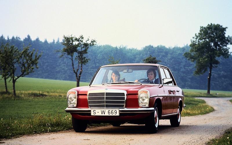 The Mercedes-Benz OM617 (1974)