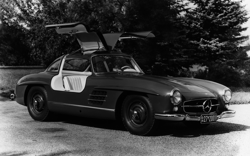 Mercedes-Benz 300SL: 1954-1963