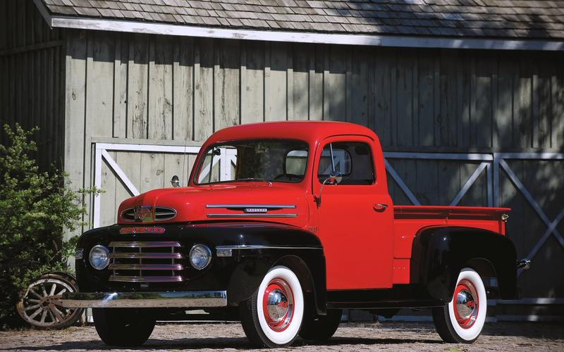 Mercury's F (1948)
