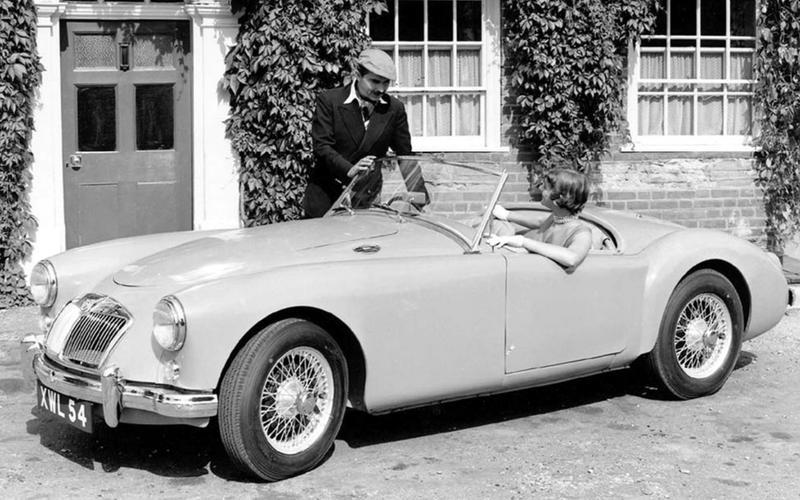 MG A (1955)