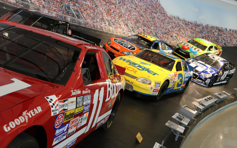 Subaru Johnson City >> The museums of NASCAR country - a must-see for race car fans | Autocar