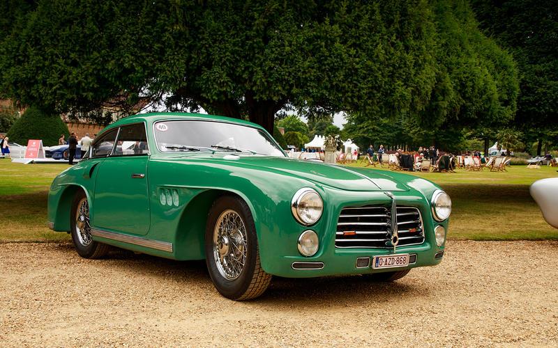 1951 Pegaso Z-102 Berlinetta Prototype ENASA