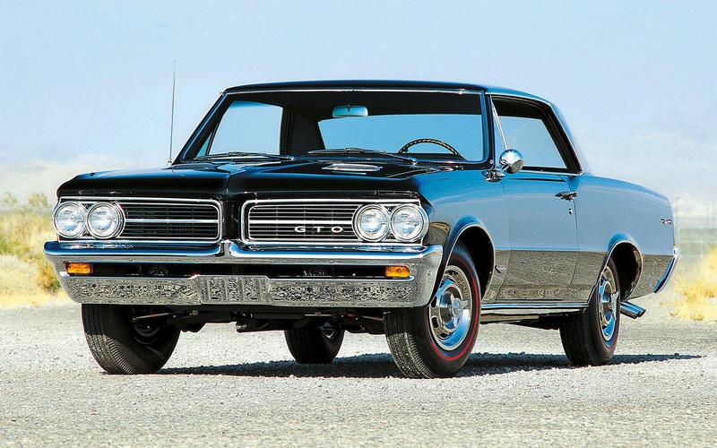 Pontiac GTO (1964)