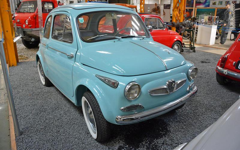 Steyr-Puch 500 (1957)