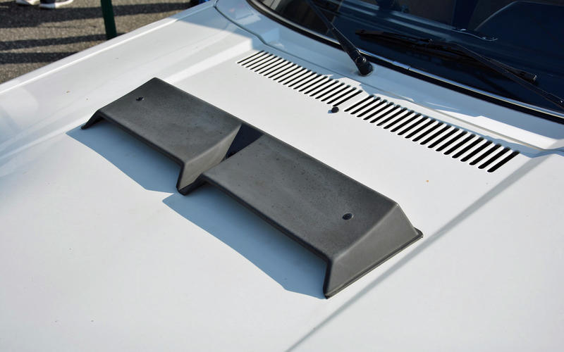 Scoops and vents