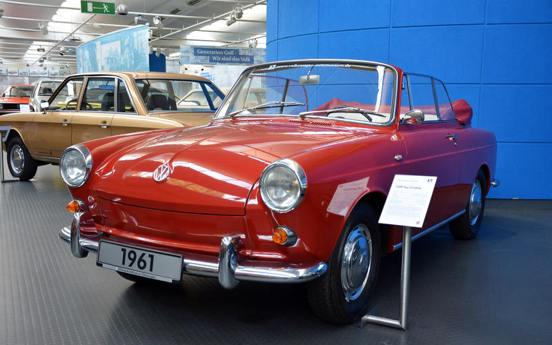 1961 Type 3 Cabriolet