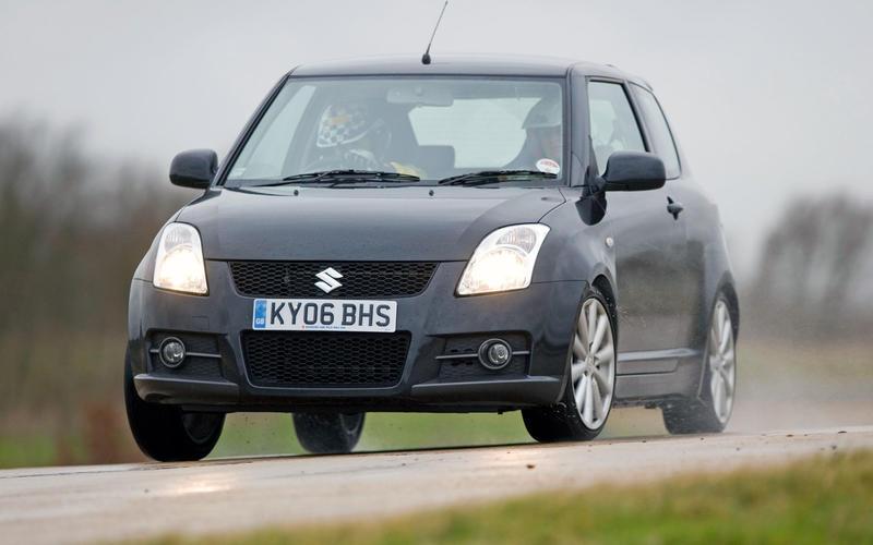 Suzuki Swift Sport (2005-2012)