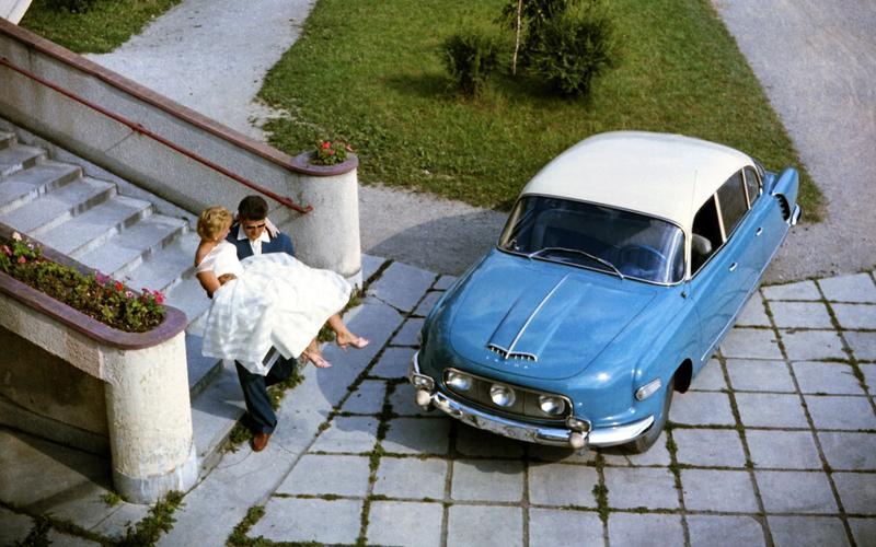 Tatra 603 (1956)