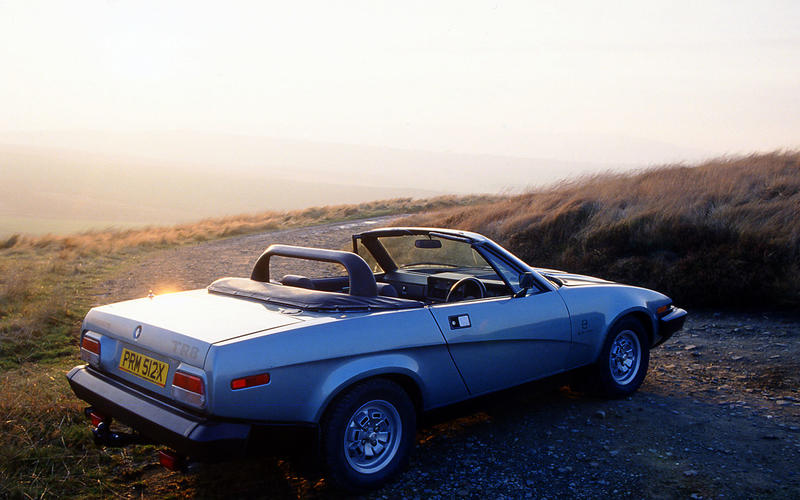 98 1978 Triumph TR8