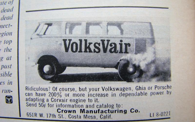 VolksVair (1960s)