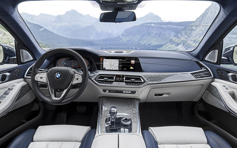 BMW X7 xDrive M50i – from £90,935