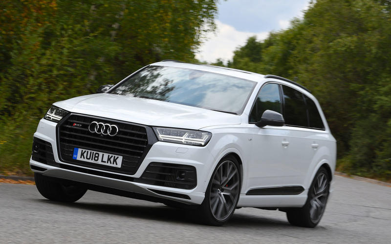 Audi SQ7 Vorsprung – from £92,530