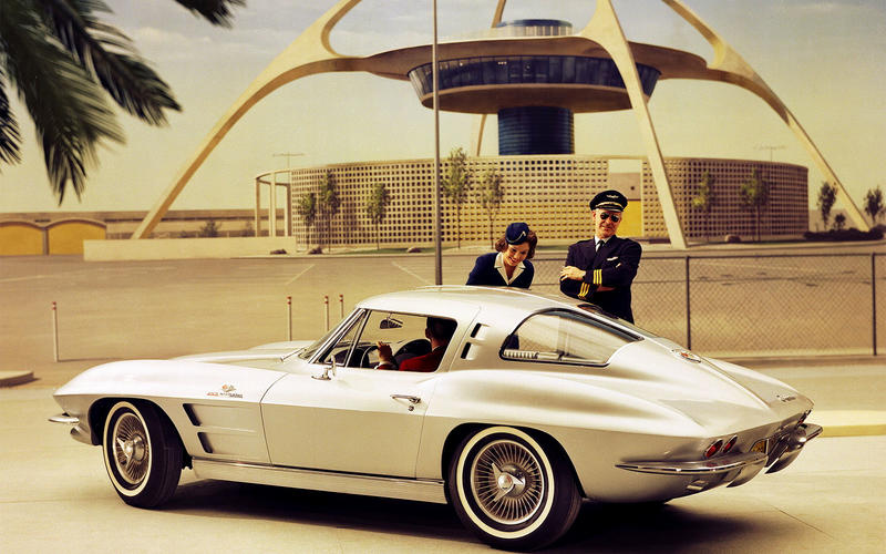 2: 1963 Chevrolet Corvette Stingray