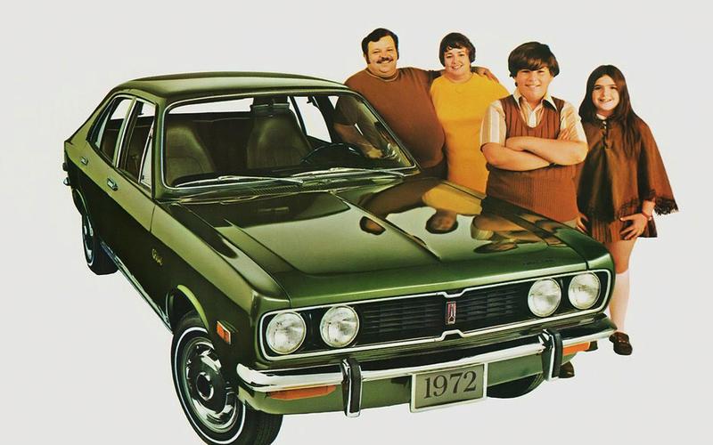 Hillman Avenger (1970) – 6 models