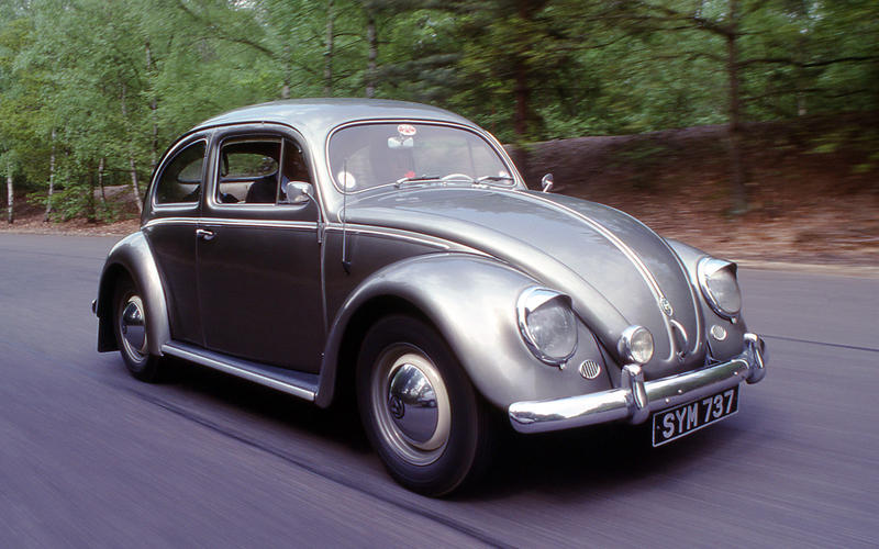 1: Volkswagen Beetle (1938-2003) – 65 YEARS