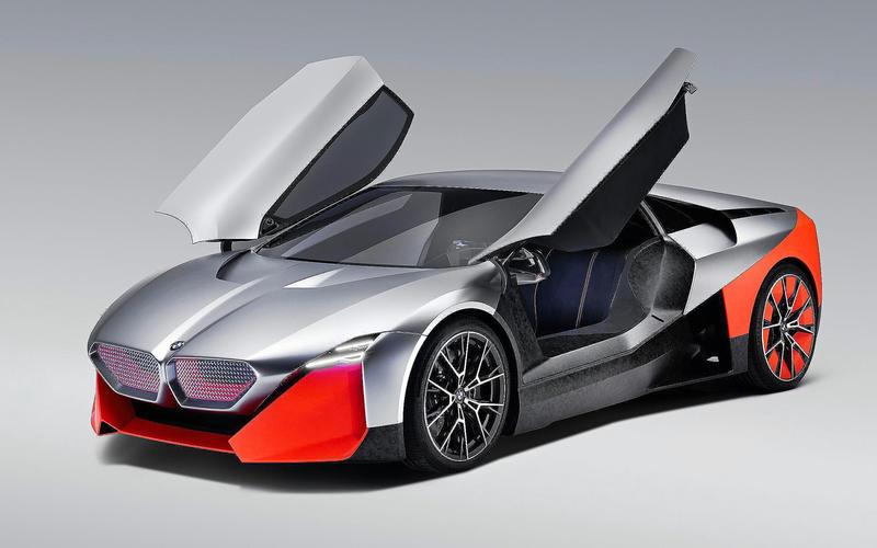 16: BMW Vision M Next