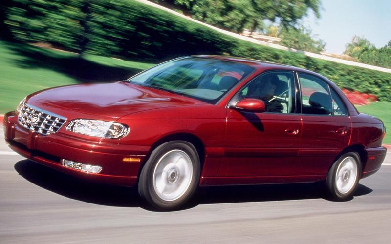 Cadillac Catera (1996)