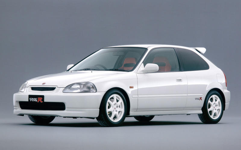 Honda Civic EK9 Type R (1997)