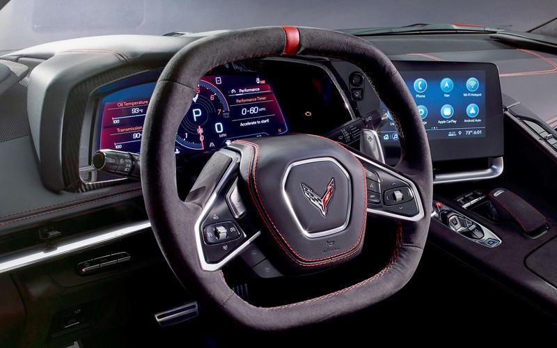 Chevrolet Corvette C8 (2019)