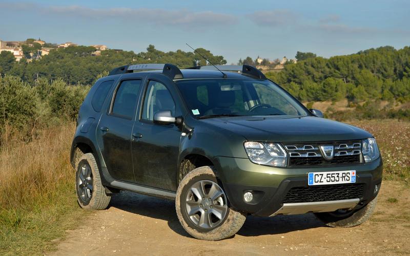 Dacia Duster (2009)