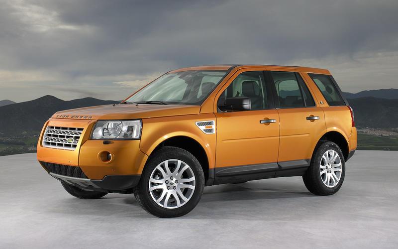 Land Rover Freelander 2 (2006)