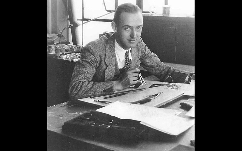 Gordon Buehrig (1904-1990)